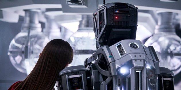 Фильмы про постапокалипсис: «Дитя робота»