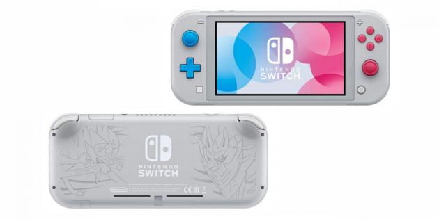Tmall предлагает Nintendo Switch Lite за 14 147 рублей вместо 16 499