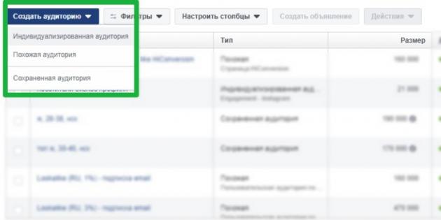 Продвижение в соцсетях: рекламный кабинет Facebook