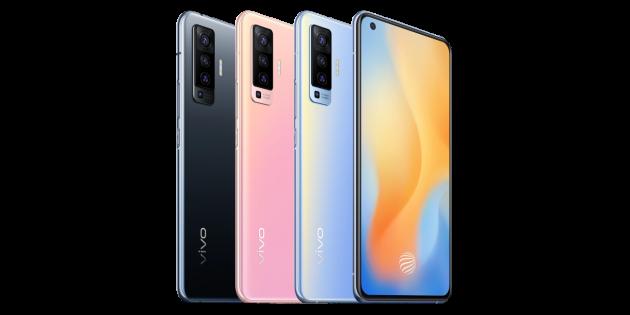 Vivo X50 Pro+ представлен официально: первый в мире смартфон со встроенным стабилизатором камеры