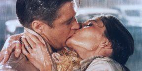 19 красивых поцелуев из фильмов и один очень странный