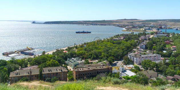 Куда поехать на море в России: Керчь, Азовское и Чёрное моря, Крым