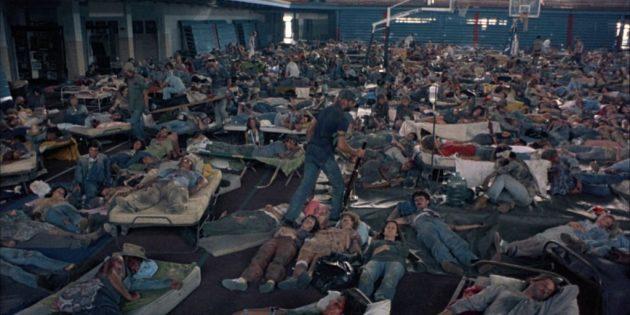 Кадр из фильма «На следующий день»