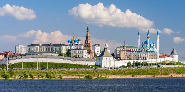 Достопримечательности Казани: Казанский кремль