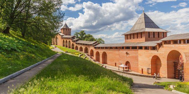 Что посмотреть в Нижнем Новгороде: Нижегородский кремль