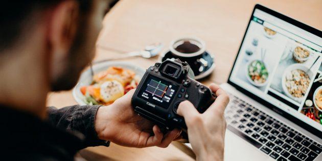 Как подключить цифровую камеру к компьютеру