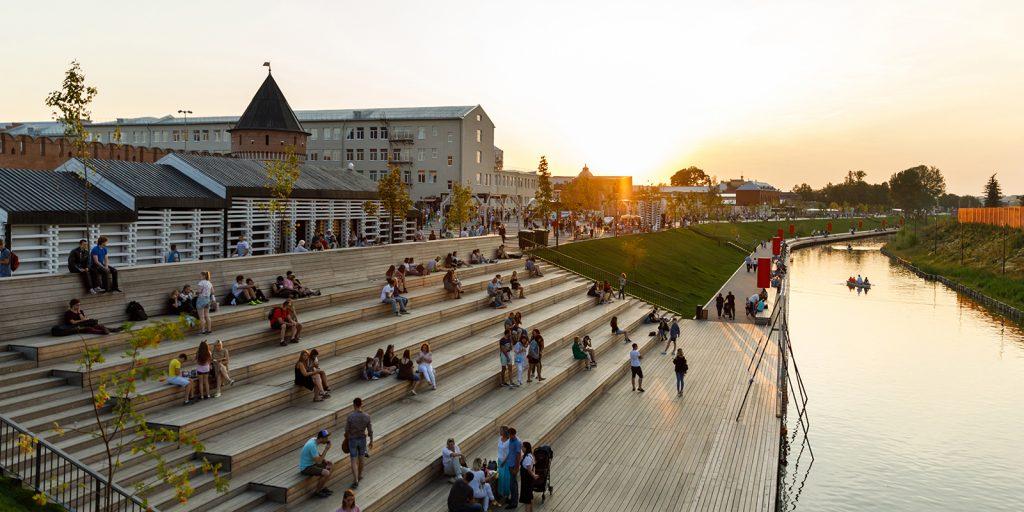 Отдых в России в 2020 году: Тульская область