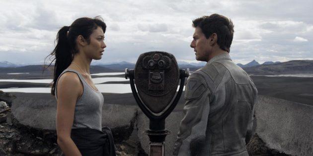 Фильмы про постапокалипсис: «Обливион»