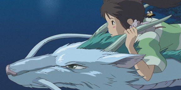 5 вдохновляющих героинь из мультфильмов Миядзаки