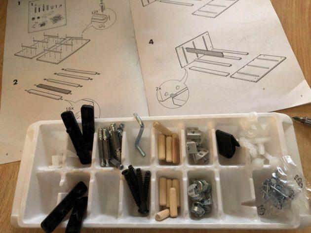 4 лайфхака, которые будут полезны при сборке и установке мебели