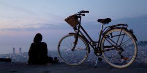 Опрос: есть ли у вас велосипед?