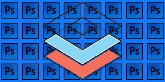 Как объединить слои в Photoshop: 10 способов