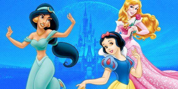 ТЕСТ: Кто вы из диснеевских принцесс?