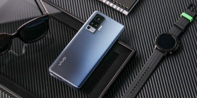 Новинки смартфонов: Vivo X50Pro+