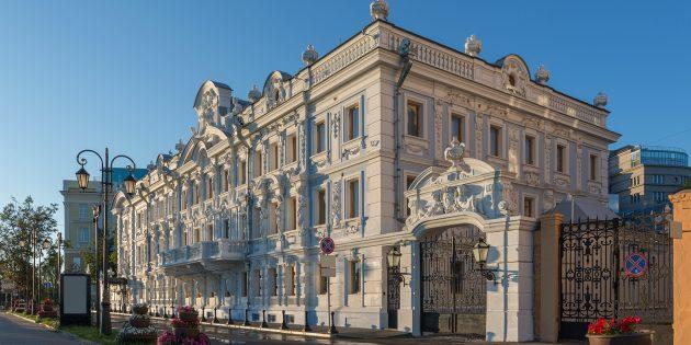 Куда сходить в Нижнем Новгороде: Усадьба Рукавишниковых