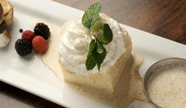 Мексиканский торт «Три молока»