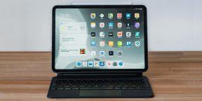 Новый iPad Air 4 получит 11-дюймовый экран и разъём USB-C вместо Lightning