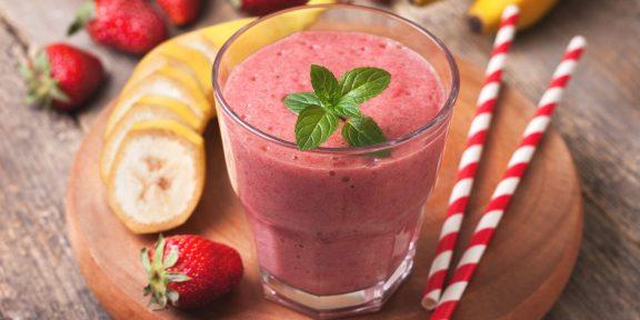 Что приготовить летом на завтрак? Конечно, эти вкусные и полезные смузи!