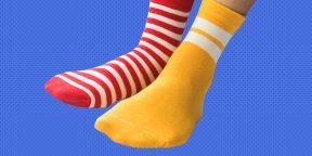 10 неочевидных способов использовать носок без пары