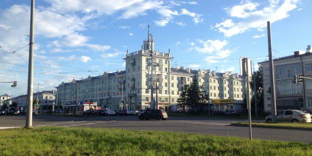 Что посмотреть в Казани: Соцгород
