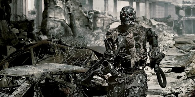 Фильмы про постапокалипсис: «Терминатор: Да придёт спаситель»