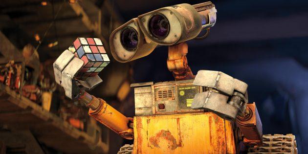 Кадр из фильма «ВАЛЛ‑И»