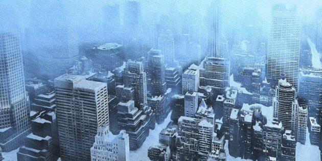 Фильмы про постапокалипсис: «Послезавтра»