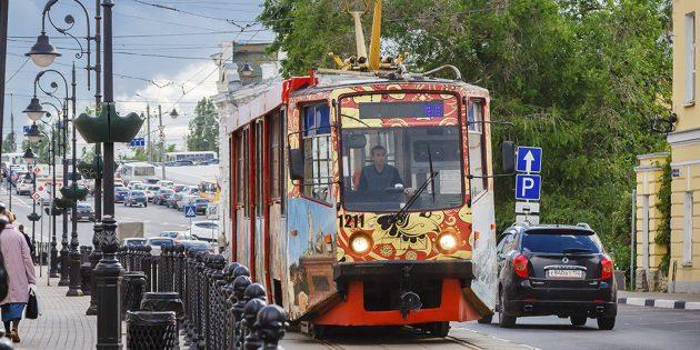 Что посмотреть в Нижнем Новгороде: экскурсионный трамвай и музей транспорта