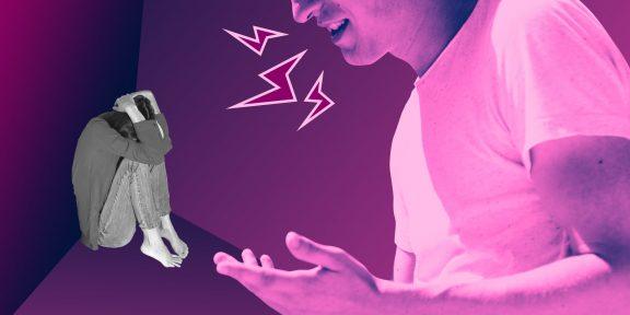 Что делать, если ваш партнёр — вербальный агрессор