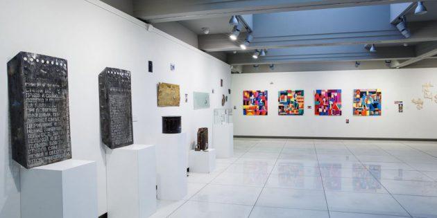 Что посмотреть в Самаре: галерея «Виктория»