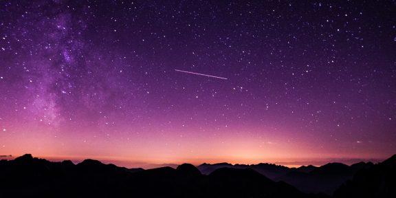 Тред: как наблюдать за звёздами на летнем небе