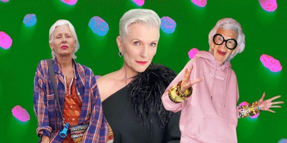 9 крутых Instagram-аккаунтов женщин старше 60