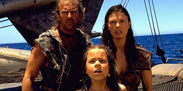 Фильмы про постапокалипсис: «Водный мир»