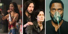 Warner Bros. перенесла премьеры «Матрицы 4», «Довода» и ещё 4 фильмов