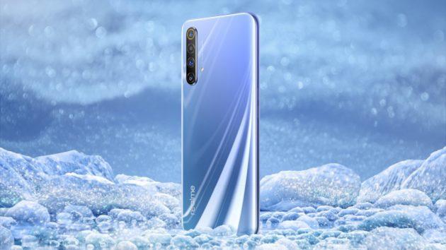 Новинки смартфонов: Realme X50Pro Play