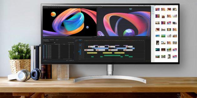 Стриминг: линейка UltraWide от LG с соотношением сторон 21 : 9обеспечит обширную область просмотра любого контента на одном экране