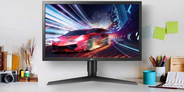Стриминг: для продвинутых геймеров подойдут игровые мониторы UltraGear от LG