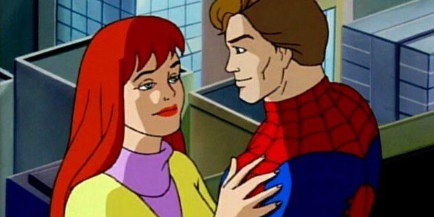 Мультсериалы 90-х: «Человек-паук»