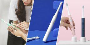 10 электрических зубных щёток с AliExpress и из других магазинов