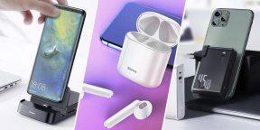 10 полезных устройств от надёжного китайского бренда Baseus