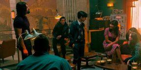 "Netflix показал трейлер 2-го сезона «Академии ""Амбрелла""»"