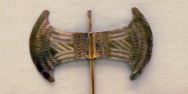 Заблуждения о викингах: стандартное оружие викинга — двулезвийный топор