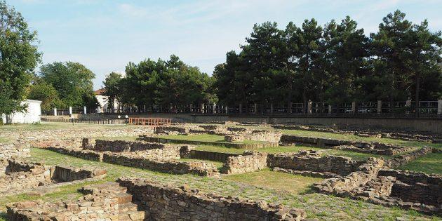 Достопримечательности Анапы: археологический музей «Горгиппия»