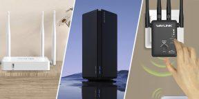 13 отличных Wi-Fi-роутеров c AliExpress