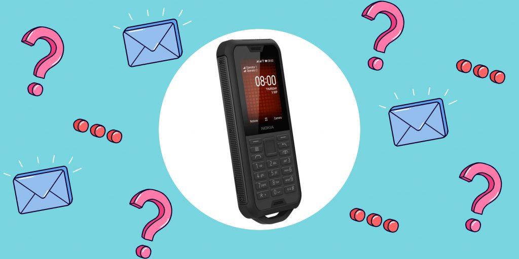 Какой защищённый кнопочный телефон купить?