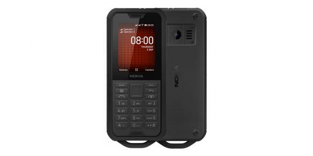 Nokia 800Tough
