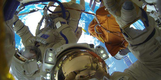Ужасные вещи на МКС: у космонавтов всё время заложен нос