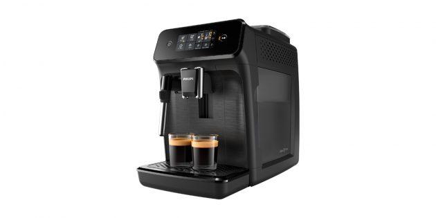 Кофемашина Philips EP1220/00Series 1200