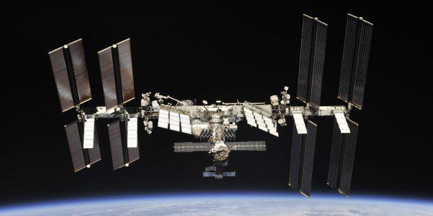 Ужасные вещи на МКС: мытьё на борту недоступно