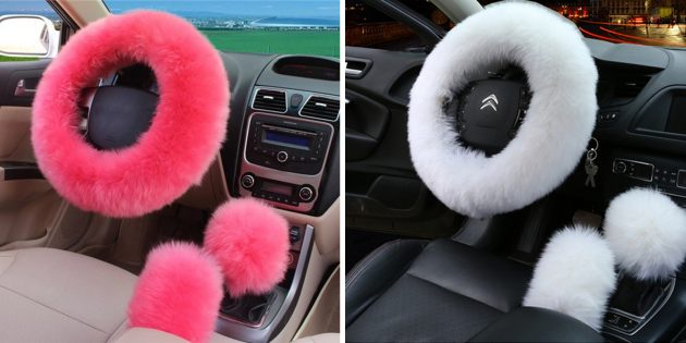 Чехлы на руль